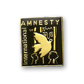 Amnesty International Charity Badges