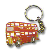 WH Smith keyring